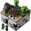 レゴ LEGO Minecraft Micro World 21102 マインクラフト・お取寄