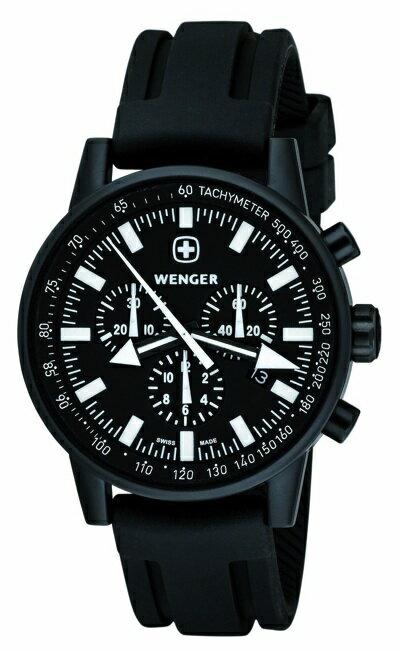 ウェンガーコマンドパタゴニア・エクスペディション・レースクオーツメンズ 70890 Wenger Commando Patagonian Expedition Race Watch 70890・お取寄