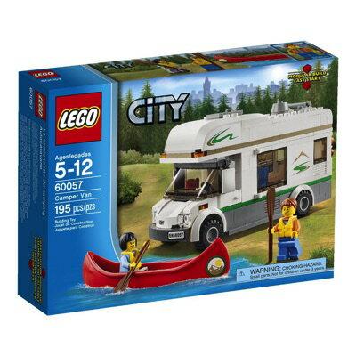 LEGO(レゴ) City Great Vehicles Camper Van シティ キャンピングカー - 60057・お取寄