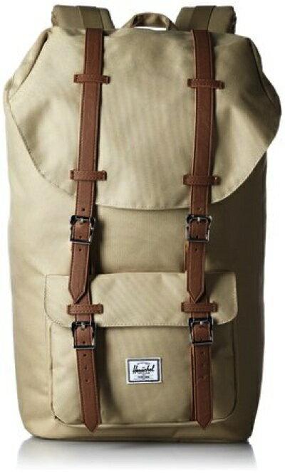 ハーシェルサプライ リトルアメリカ バックパック カーキー Herschel Supply Co. Little America Backpack Khaki・お取寄