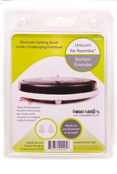 Robot Add-Ons iRobot互換品 ルンバ用 ユニコーンバンパー 詰まり防止 Robot Add-Ons Unicorn Bumper Extender 6020-1040・お取寄