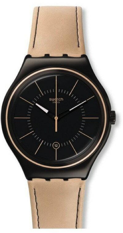 スウォッチ SWATCH IRONY BIG CLASSIC(アイロニービッグ クラシック) SAND STORM III (サンド・ストーム・III) YWB400 メンズ 腕時計・お取寄