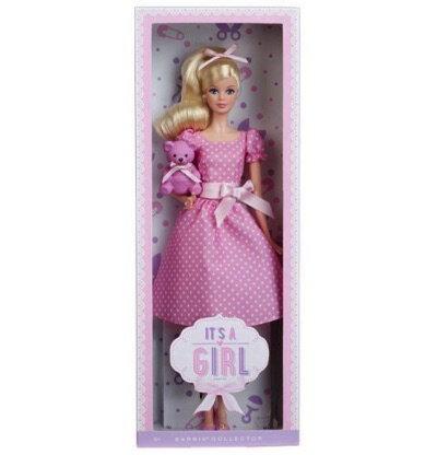 楽天市場 mattel マテル its a girl barbie doll イッツ ア ガール