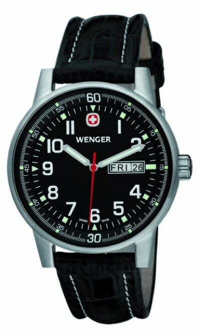 ウェンガー WENGER コマンド デイデイト 70164.XL メンズ 腕時計・お取寄