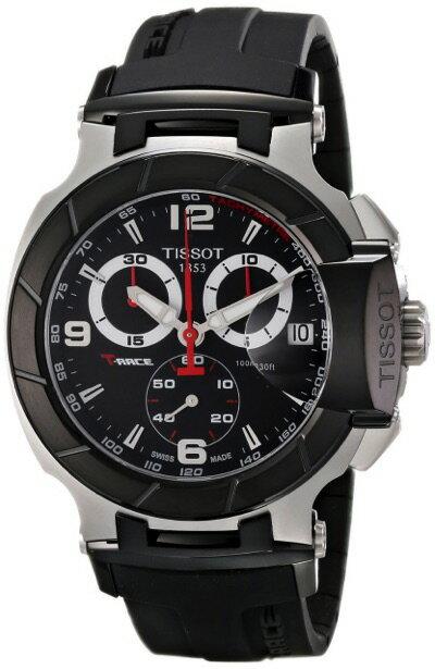 ティソ TISSOT T-RACE(ティーレース) T0484172705700 メンズ 腕時計・お取寄