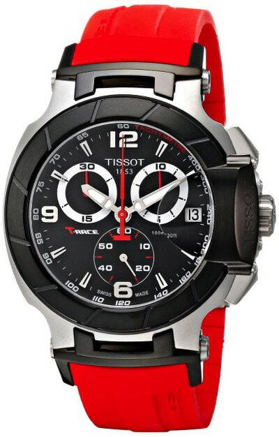 ティソ TISSOT T-RACE(ティーレース) T0484172705701 メンズ 腕時計・お取寄