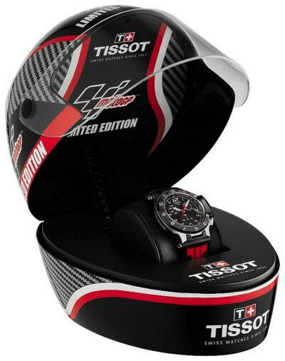 ティソ TISSOT T-RACE MOTOGP 2014 クォーツ T0484172720701 腕時計・お取寄