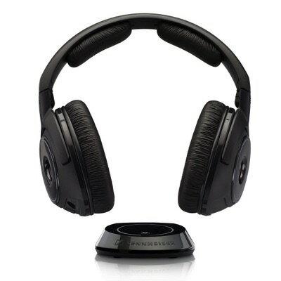 Sennheiser ゼンハイザー ワイヤレスクローズ型ヘッドホン RS160 デジタルワイヤレスヘッドホンのエントリーモデル・お取寄
