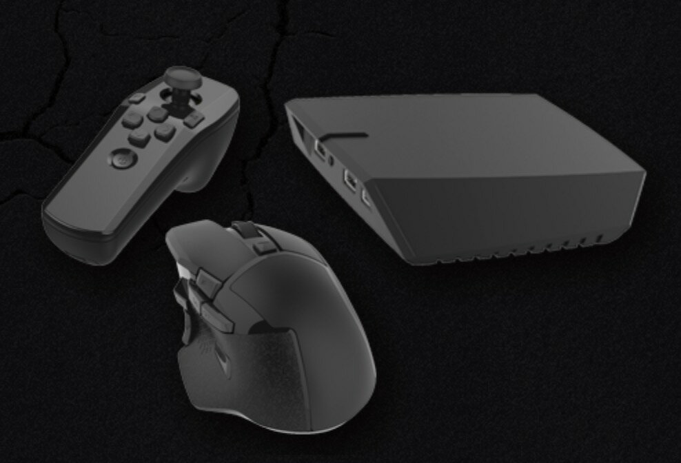 Tuact Venom ヴェノム X4 ウルトメイト マウス コントローラー コンボ The Ultimate Mouse Controller Combo プレイステーション SONY PS4 PS4 Slim PS4 Pro PS3 XBox360 XBox One Xbox One S Windows PC対応 ゲーム 周辺機器