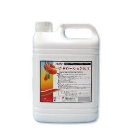 【柿タンニン入りの手指用除菌剤】アルタン ハンドローションKT 4.8L 詰替え