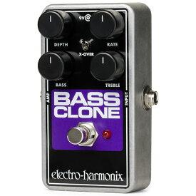 【ピック10枚セット付き!】Bass Clone(ベースクローン) コーラス【Electro-Harmonix/EHX/エレクトロ・ハーモニクス/エレハモ】【エフェクター】