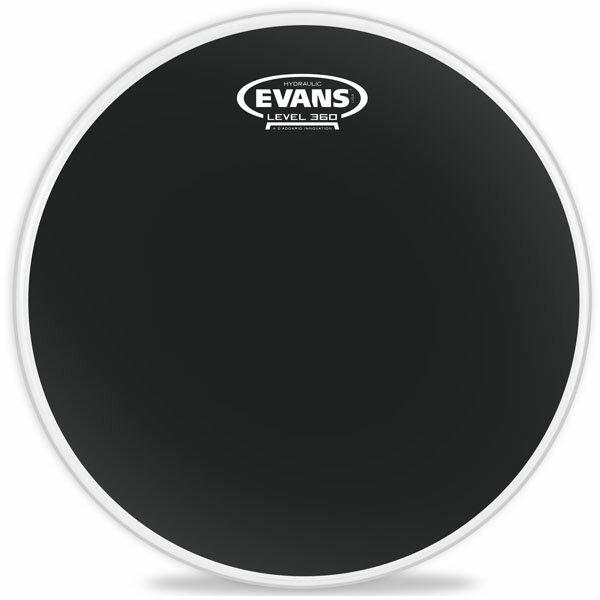 """EVANS ドラムヘッド B14HBG/14"""" Hydraulic Black Coated Snare【エヴァンス エバンス ハイドロ BLK スネア】"""