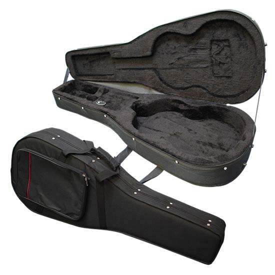 【クーポンで7%オフ!5月27日9時59分まで】クラシックギター用セミハードケース SCG-100 [SCG100]【発送区分:大型】