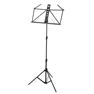 Aluminum lightweight color notation-MS-2AL (with soft case) [MS2AL music stand light every other sheet music]