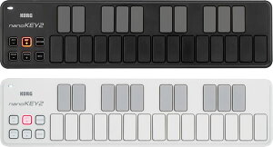 KORG ナノシリーズ2 USBキーボード nanoKEY2 【コルグ ナノキー】*
