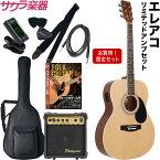アコースティックギター(エレアコ)HONEYBEEF-16E