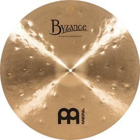 "MEINL シンバル Byzance Traditional シリーズクラッシュシンバル 22"" Extra Thin Hammered Crash B22ETHC 【マイネル】"
