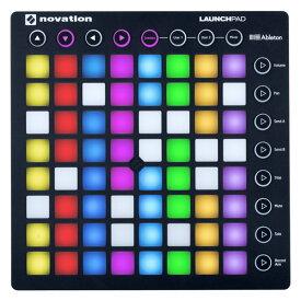 【今だけポイント5倍!1月28日9時59分まで】NOVATION MIDIコントローラー LaunchPad MKII【Ableton Live Lite付属】【ノベーション グリッドコントローラー ランチパッド】