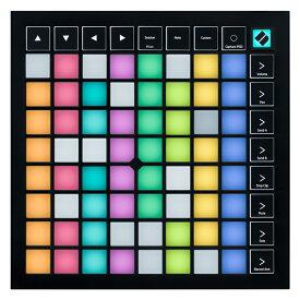 【今だけポイント5倍!7月11日9時59分まで】NOVATION MIDIコントローラー LaunchPad X【Ableton Live Lite付属】【ノベーション グリッドコントローラー ランチパッドエックス】