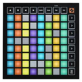 NOVATION MIDIコントローラー LaunchPad Mini MK3【Ableton Live Lite付属】【ノベーション グリッドコントローラー ランチパッドミニ3】*
