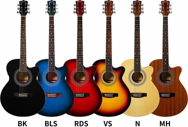 エレアコ Sepia Crue EAW-01(本体のみ)【アコースティックギター セピアクルー アコギ 初心者 EAW01】【大型】