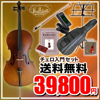Introduction to Hallstatt ハルシュタットチェロ HC-450 set HC450