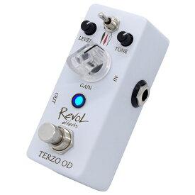 RevoL effects OVERDRIVE TERZO OD (オーバードライブ テルッツォ) EOD-03【レヴォル レボル エフェクツ エフェクター EOD03】