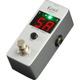 【今だけポイント5倍!4月16日9:59まで】RevoL effects GUITAR TUNER (ギターチューナー) EPT-01【レヴォル レボル エフェクツ エフェクター EPT01】