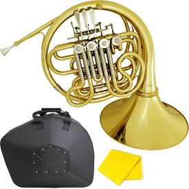 Soleil フレンチホルン SFH (付属品:専用セミハードケース、クリーニングクロス)【ソレイユ SFH13 F/B♭(フルダブル) デタッチャブルベル 金管楽器】【欠品・予約:10月末頃入荷予定】