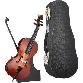 SUNRISE SOUND HOUSE ミニチュア楽器 チェロ 15cm