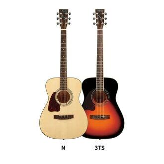 吉他S.Yairi左外场手手型号YF-3M-LH单物品