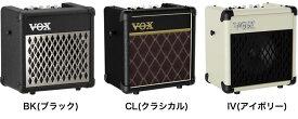 VOX コンパクトギターアンプ MINI5 Rhythm 【バッテリー駆動可能!】