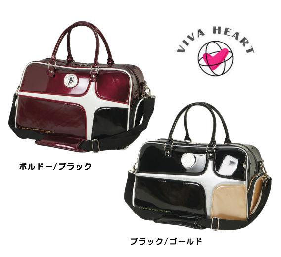 VIVA HEART(ビバハート) ボストンバッグ VHB015 ゴルフ ボストンバッグ