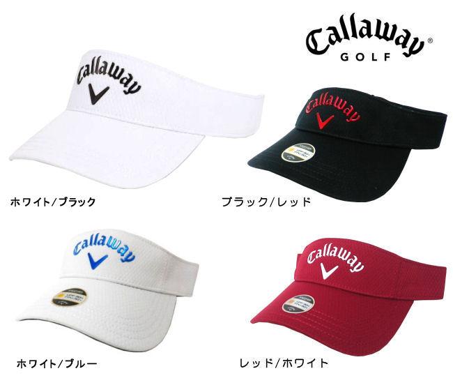 Callaway(キャロウェイ) ゴルフバイザー リキッド メタルバイザー USモデル Liquid Metal 16