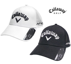 Callaway(キャロウェイ) ゴルフキャップ トラッカー スナップバックキャップ USモデル HW CG TA TRUCHER ADJ 19