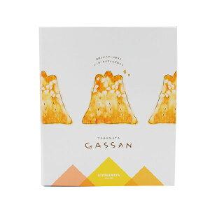GASSAN (ガッサン) 8枚入 【 月山 をイメージした バターシュガー パイ 】