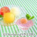夏のkoharu四季12個入