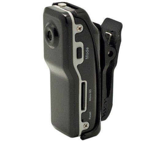 【送料300円】【日本語説明書付】ドライブレコーダー/マイクロムービーカメラMiniDV (ミニDV)ブラック ビデオ カメラ