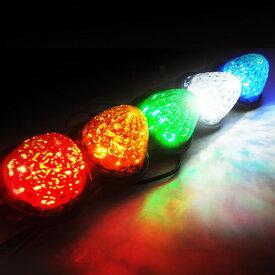 10個セット◆激光 24V専用 サイドマーカー 16連LED 防水