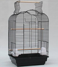 【選べるカラー】大型 手乗りインコ用鳥かご/天井オープン【鳥小屋 鳥カゴ 鳥 ゲージ ケージ バードゲージ セキセイインコ オウム】