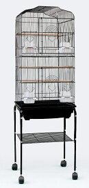 専用スタンド付き 鳥かご バードゲージ 鳥小屋 鳥カゴ