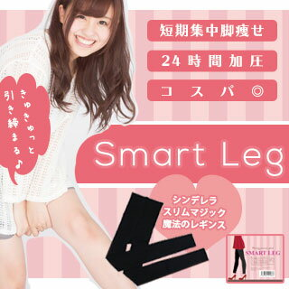スマートレッグ(Smart Leg ダイエット レギンス ダイエットウェア 脚 足 ボディケア)