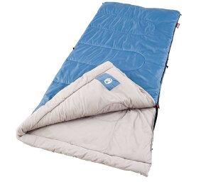 コールマン Coleman SUN RIDGE Sleeping Bag 寝袋 ブルー 大人用 並行輸入品 日本未販売