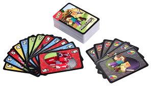 UNO Minecraft Card Game UNOウノ マインクラフトカードゲーム 並行輸入品