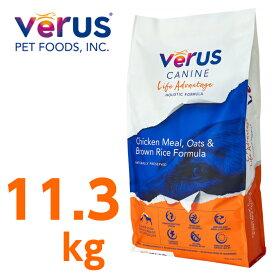 プレミアムドッグフード VeRUSライフアドバンテージチキン(11.34kg)【チキン】【大型犬種子犬・成犬用】