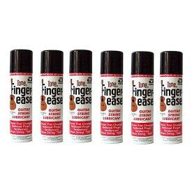 【ポイント2倍】【限定特価】トーン TONE FINGER EASE×6本 フィンガーイーズ 指板潤滑剤