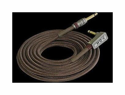 【ポイント2倍】【送料無料】VOX VAC13(4m) アコースティック用/L型-ストレート/シグナル方向性有 Class A Cables【smtb-TK】VAC-13