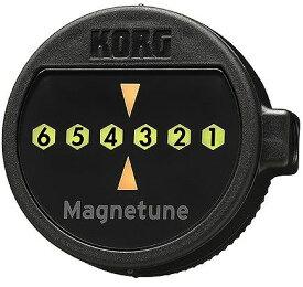 【ポイント2倍】【数量限定特価】【メール便発送・全国送料無料・代金引換不可】コルグ KORG MG-1 Magnetune マグネット ギターチューナー【smtb-TK】