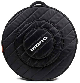 【ポイント2倍】【送料無料】MONO M80 CY24 BLACK CYMBAL 24インチ対応 シンバルケース シンバルバッグ【smtb-TK】