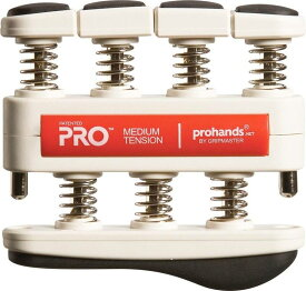 Prohands PM-15001 ミディアム/RED 握力強化 ハンドエクササイザー PRO グリップマスター【メール便発送・全国送料無料・代金引換不可】【smtb-TK】【ポイント2倍】